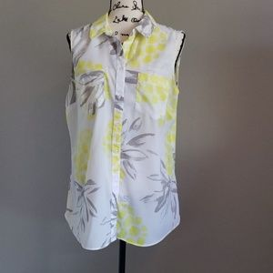 Merona Button Up Blouse